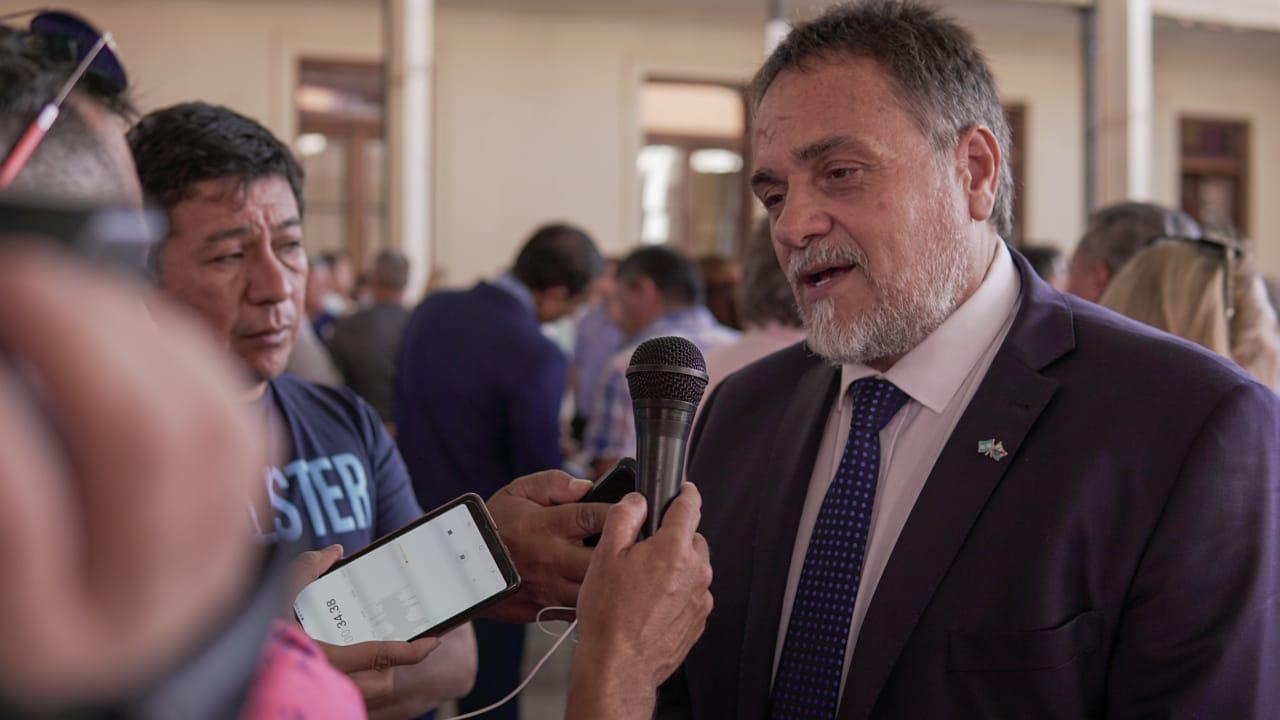 """Puy Soria sostuvo que las medidas anunciadas """"fue beneficiar a los sectores más desprotegidos de la sociedad"""","""