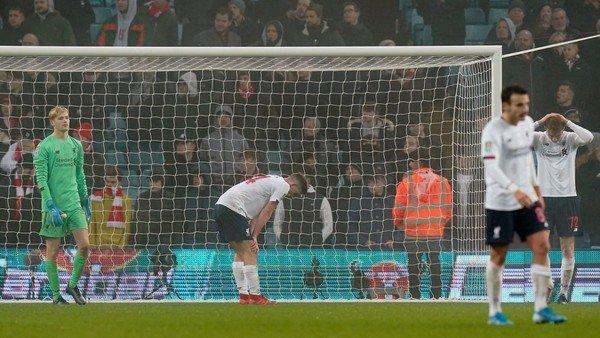Con los titulares del Liverpool en el Mundial de Clubes, a los juveniles los aplastaron en Inglaterra