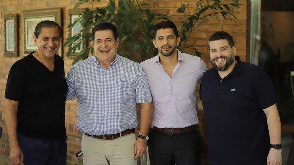 Ramón Díaz tiene equipo y dirigirá en la Libertadores
