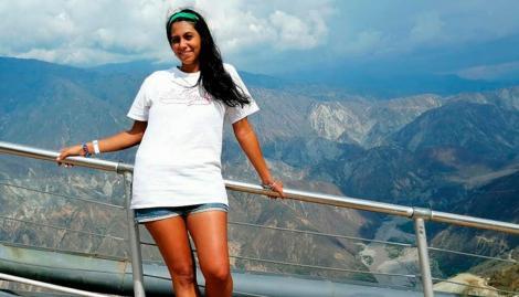 Volvió al país la argentina que se quebró una vértebra en Perú