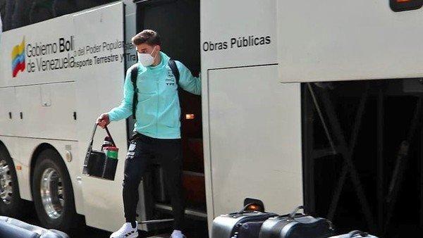 """seleccion:-lionel-scaloni-y-los-jugadores-de-river-ya-estan-en-venezuela-a-la-espera-de-los-""""europeos"""""""