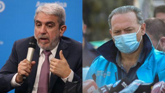 """anibal-fernandez-trato-de-""""irresponsable""""-a-berni:-""""no-puede-hablar-de-terrorismo"""""""